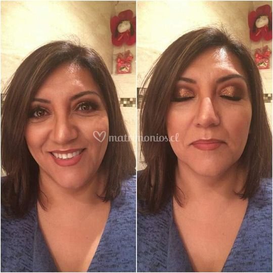 Maquillaje matrimonio