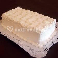 Torta generica merengue