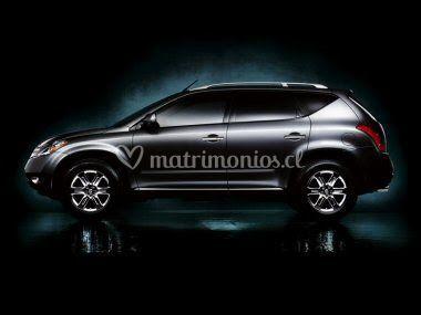 Nissan Murano para invitados