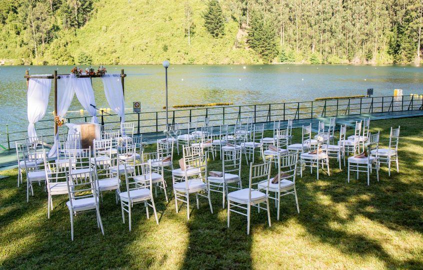 Ceremonia laguna