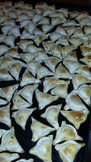Empanaditas de pino