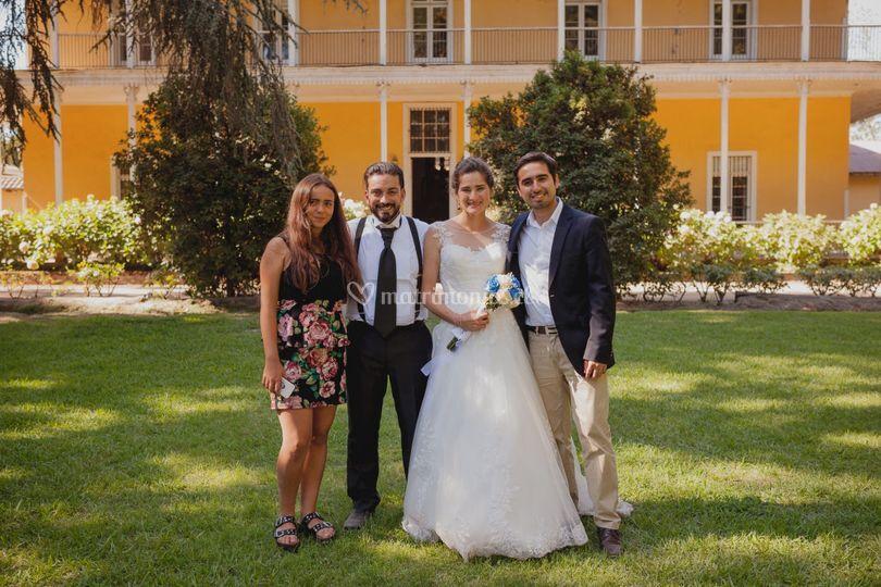 Matrimonio l & p