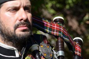 Mario Zúñiga - Gaitero Escocés