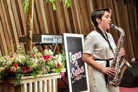 Gabby Alegría - Saxofón