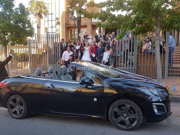Peugeot 308cc (Le Pier)