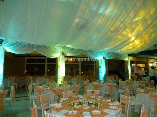 Salón de fiesta
