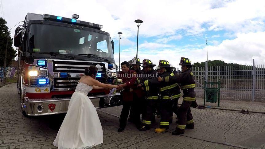 Matrimonio en Osorno