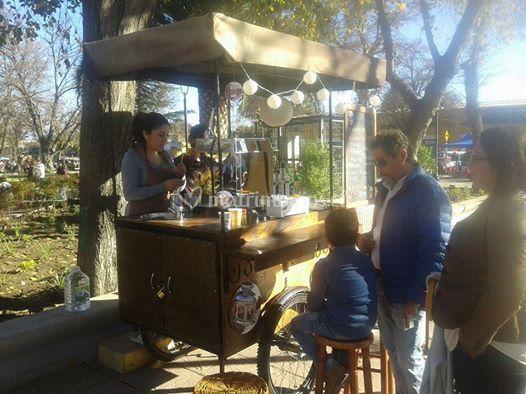 Coffee on Wheels