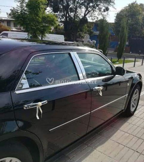 Vehículo Categoría Luxury