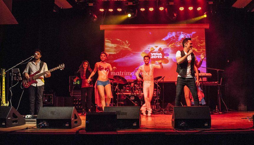 Mambo Performance