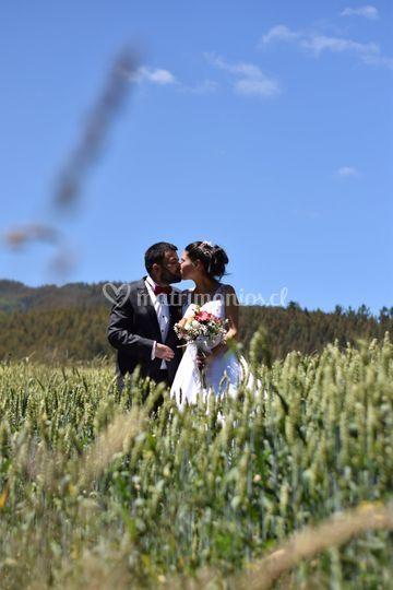 Matrimonio Thomas y Maria