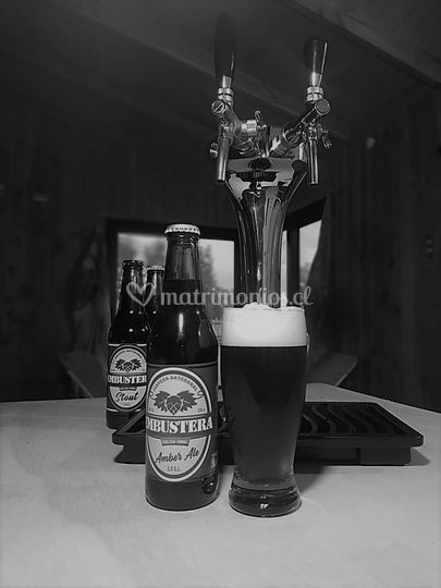 Barra cervecera