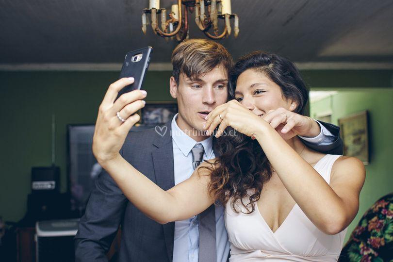 Selfie robada
