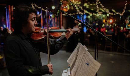 Rodrigo Venegas Violinista 3