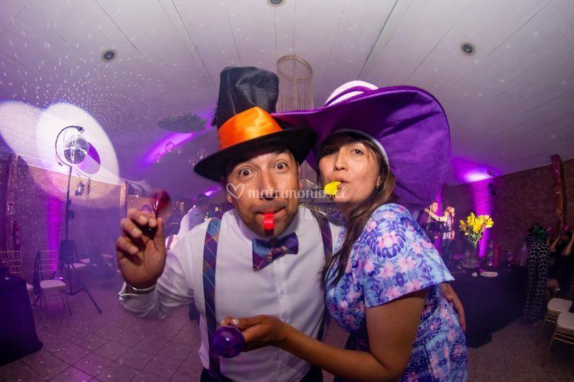 Patricia & Manuel, Talca 2020