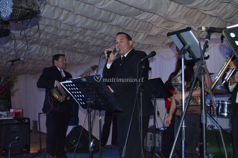 En el show de Orquesta Show DA2