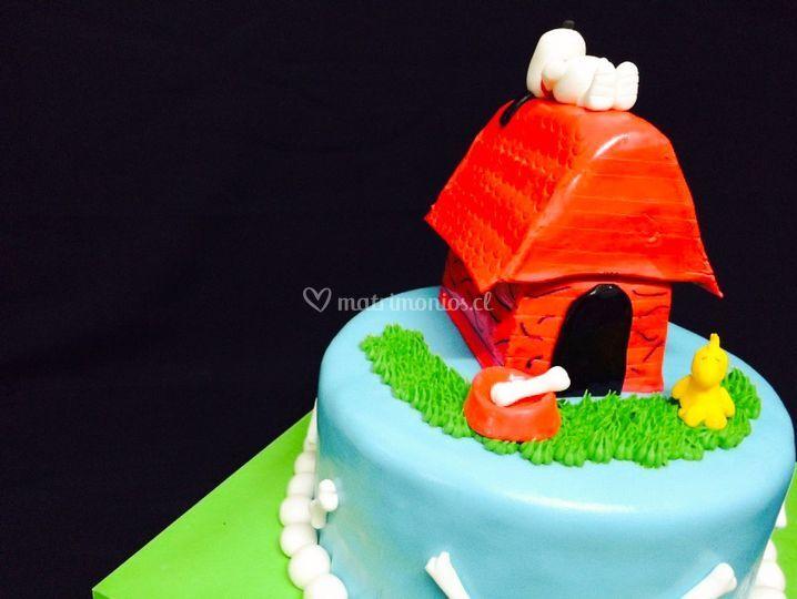Torta snoppy