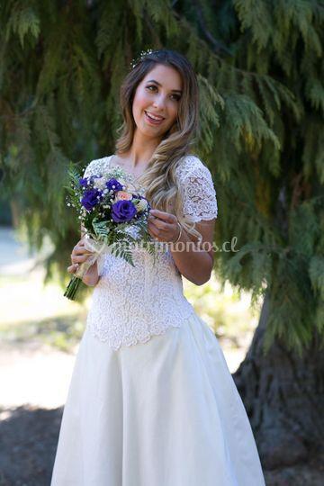 Alondra, la novia