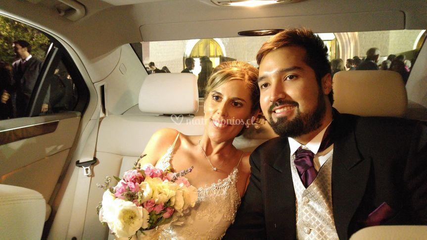 Matrimonio Rodrigo Gauna y Sra