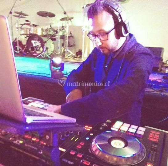 DJ y animador