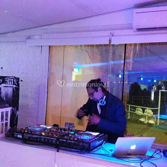 DJ y animador matrimonio