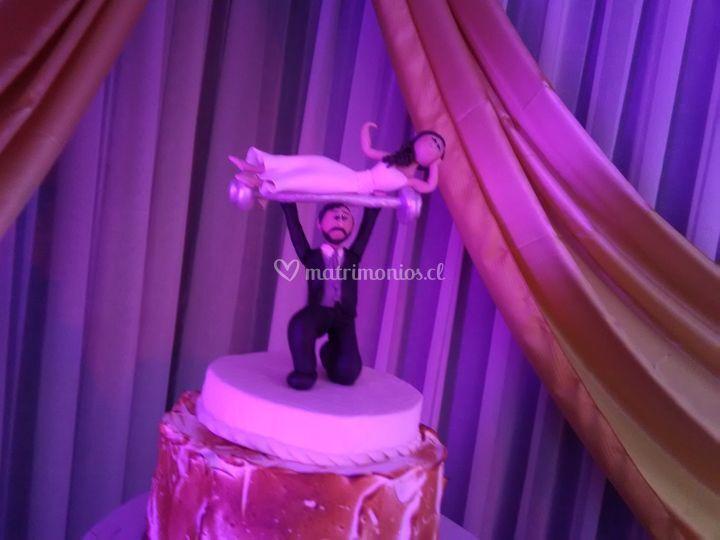 Asesoría en tortas de matrimonio