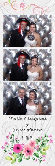 Matrimonio Mackarena & Javier