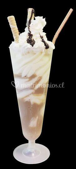 Copa café helado