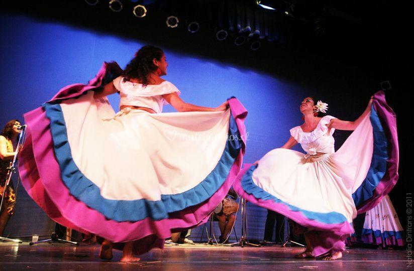 Danza afrocolombiana