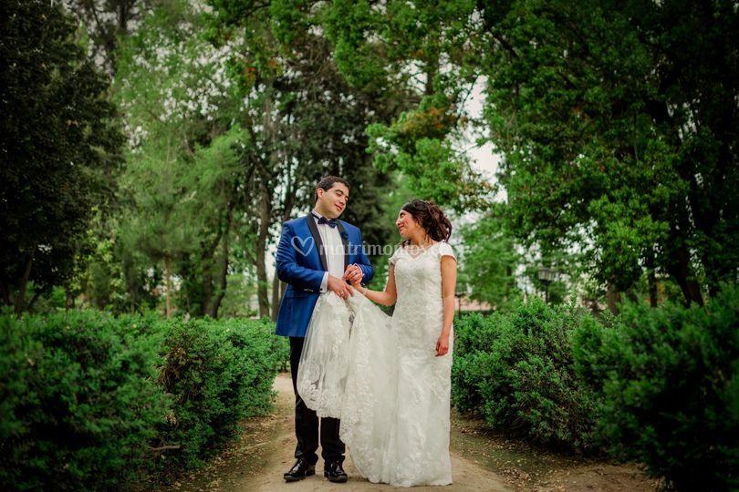 Aileen & Felipe
