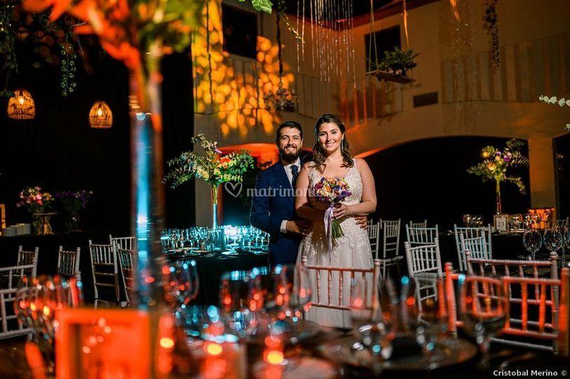 Novios Daniel & Francisca