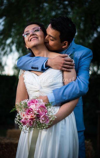 Lore y Esteban