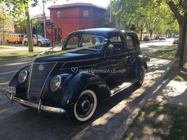 Ford Super delux año 1937
