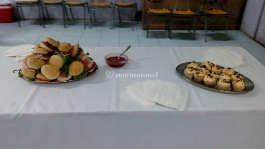 Ideal para el banquete