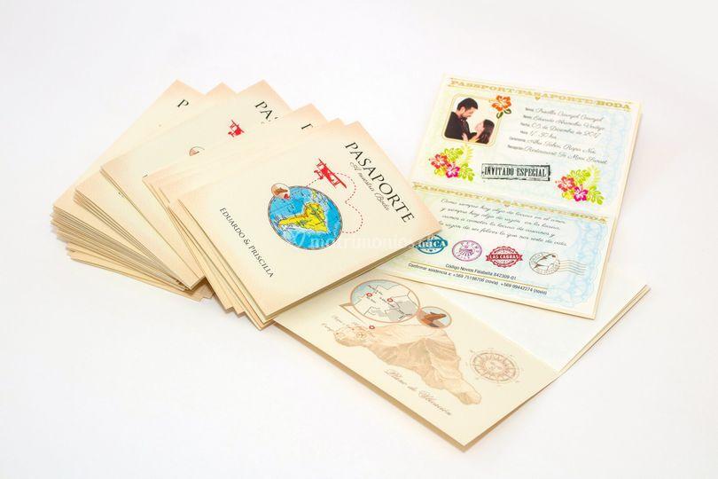 Pasaporte Mundo