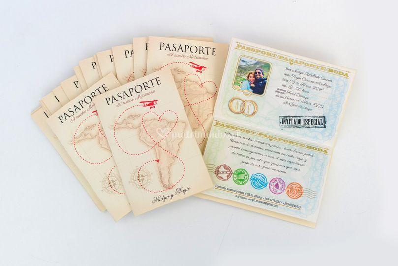 Pasaporte América