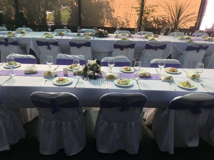 Mesa lila