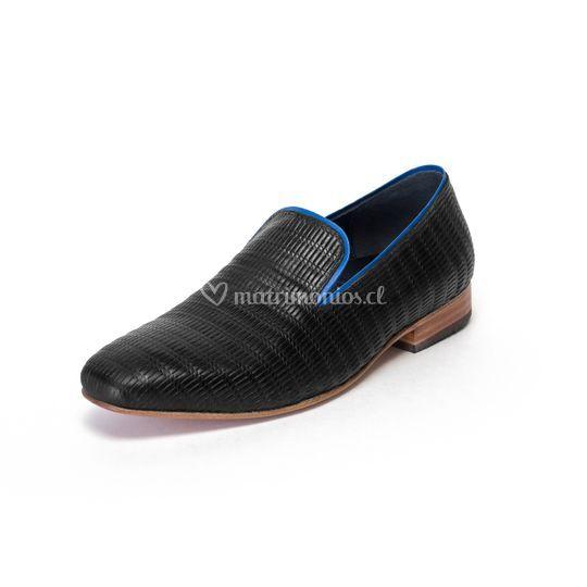 Loafer Negro