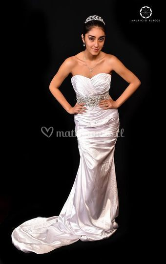 Lavado de vestidos de novia en concepcion
