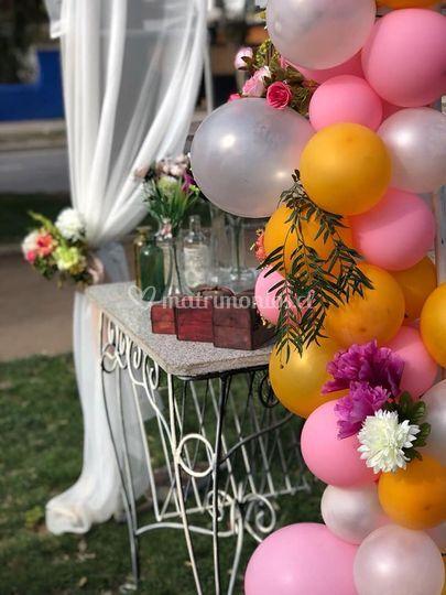 Flores a elección