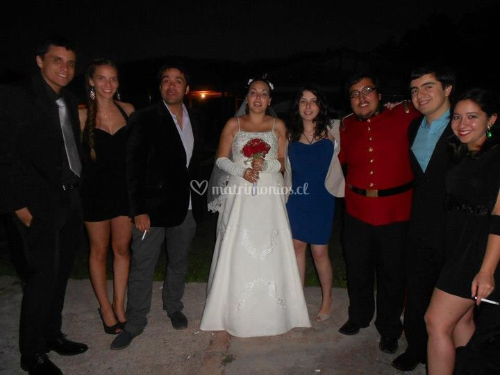 Matrimonio Enero 2013
