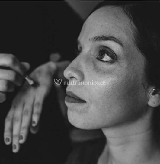 Makeup novia