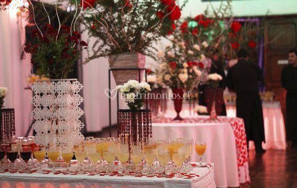 Cocktails de Patricio Vilches Eventos