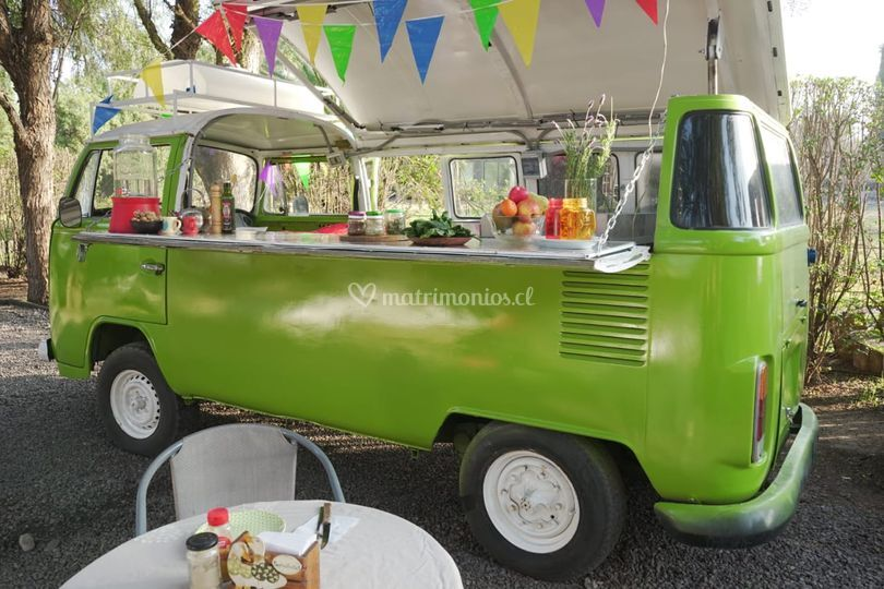 El Perla Verde Food Truck