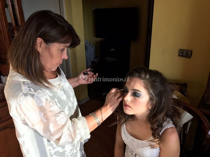 Makeup Chile