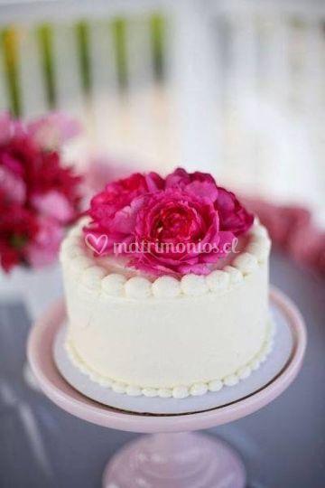 Opción de torta para novios