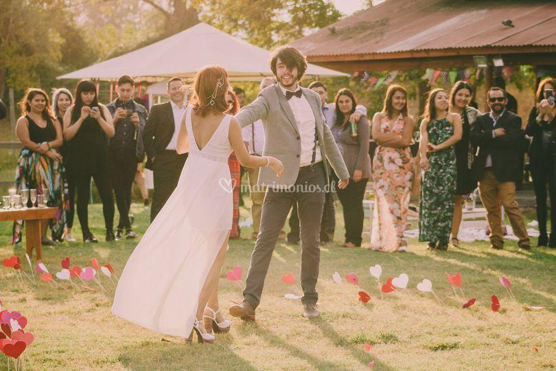 Baile del amor
