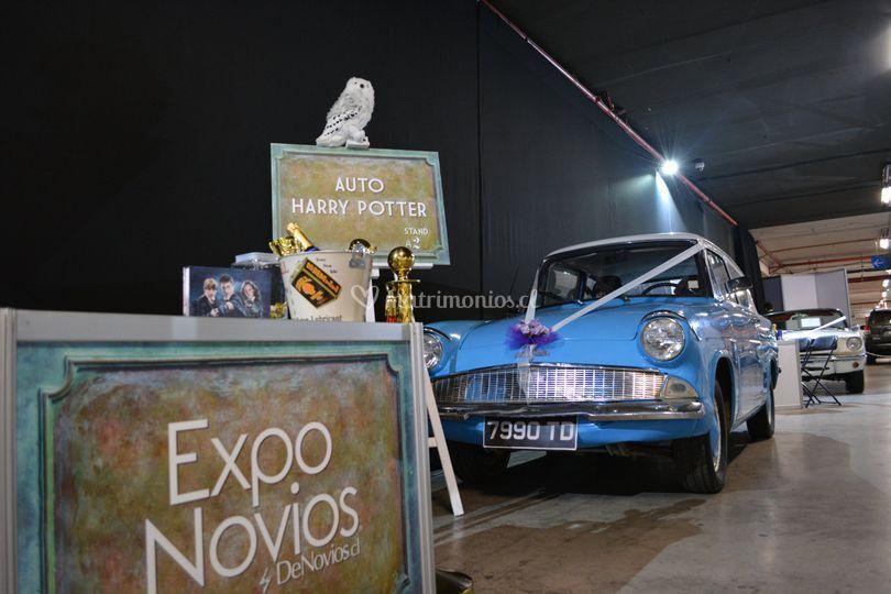 Auto Harry Potter