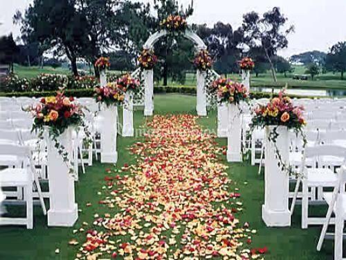 Hambientacion casamiento