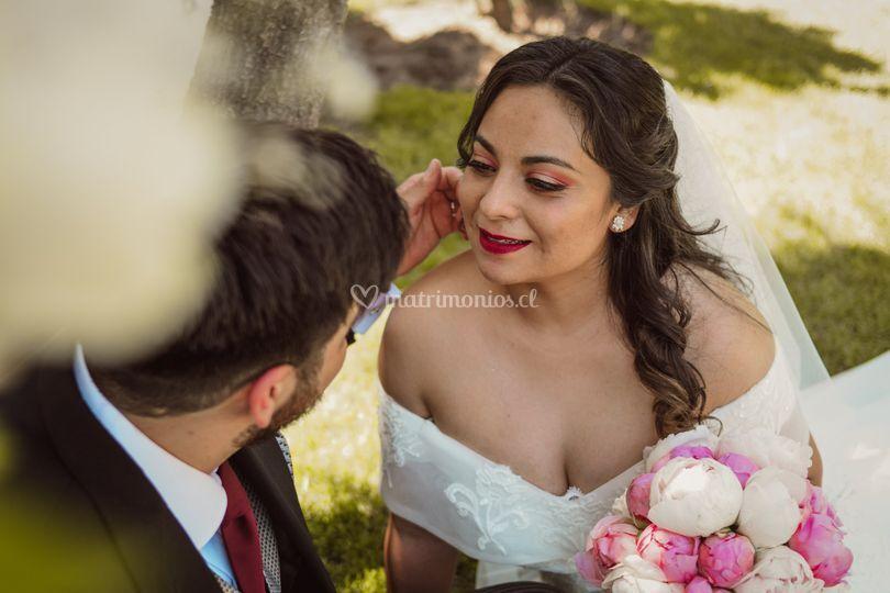 Matrimonio Nayareth y Javier